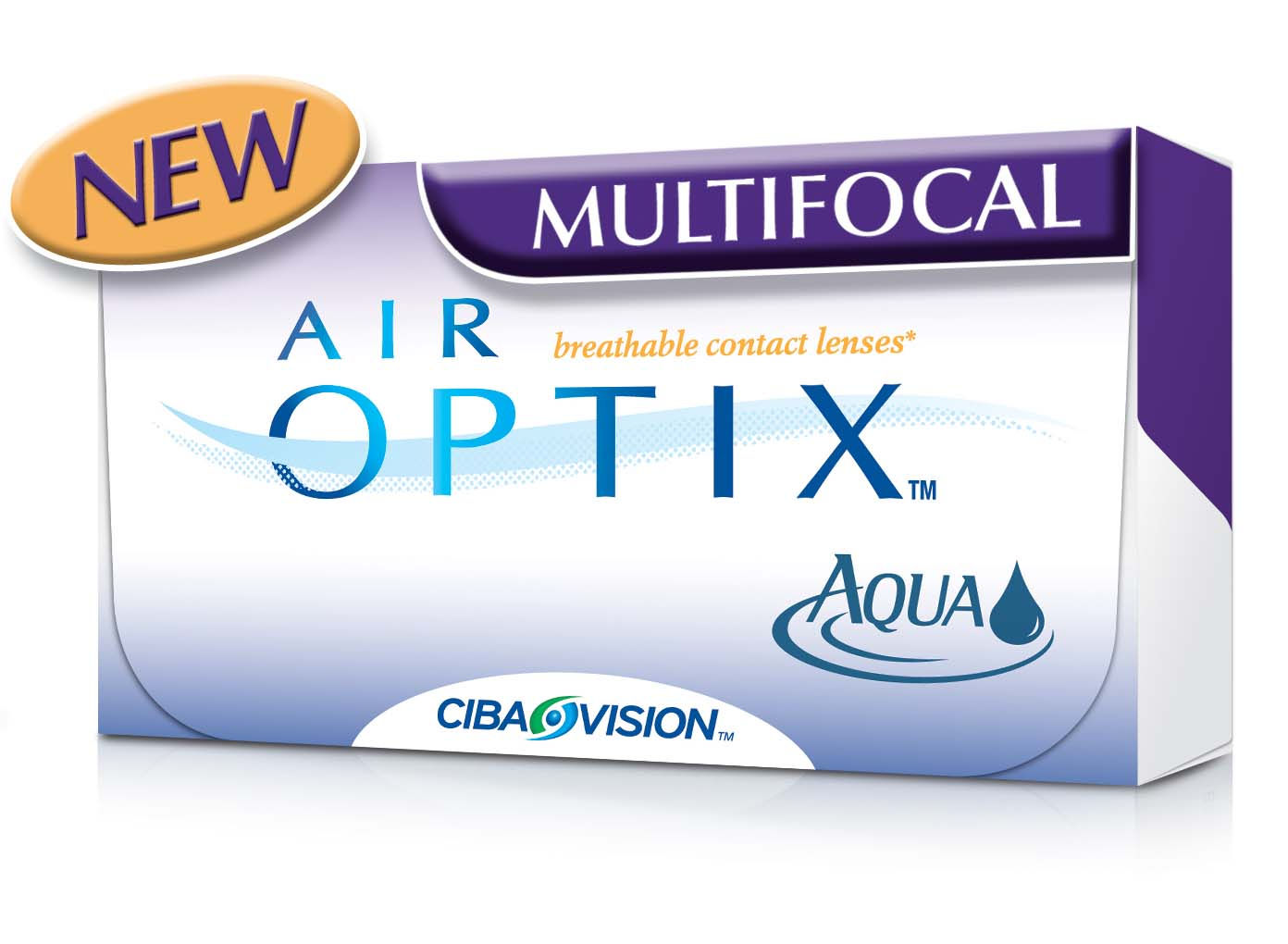 Air Optix Multi-focal